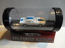 Hot Wheels Kalifornia Kustoms White '70 Firebird