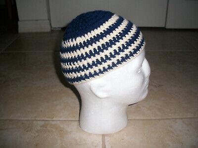 Crochet beanie hat skull cap
