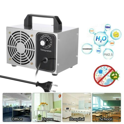 10000mg//h Ozone Generator Commercial Industrial O3 Air Purifier Deodorizer 220V