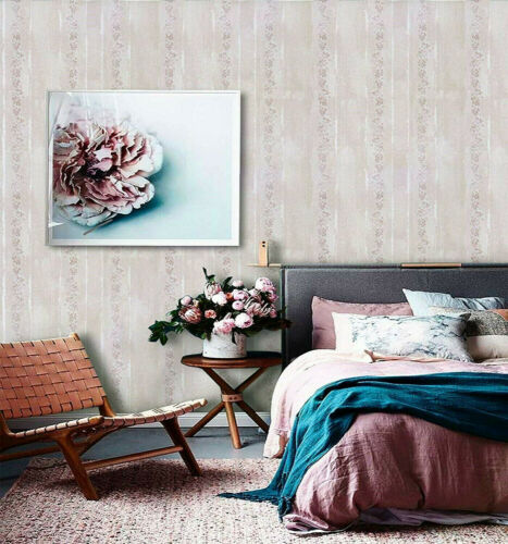Pink Wallpaper Wall Decals Covering Self Adhesive Contact Paper Room Decor