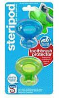 Steripod Clip-on Toothbrush Sanitizer - Assorted Colors Personal Care on Sale