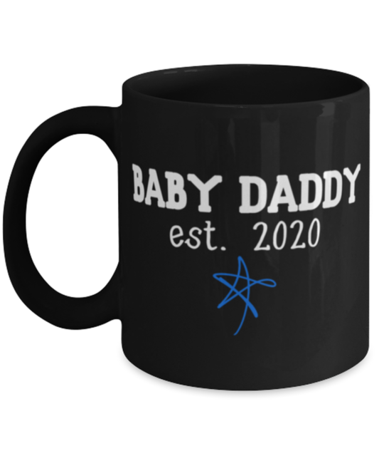 Promoted to Baby Daddy Established Year 2020 - Baby ...