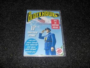 BLACKHAWK CLIFFHANGER SERIAL 15 CHAPTERS 2 DVDS