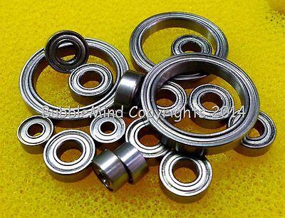 Tamiya M06 Bearing sets 18 Metal or Rubber Shielded Bearings