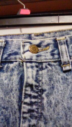 32x29 a Vtg 20 Taglia Wash s Jeans Made vita gamba U conica West a alta acid Points axwqra8S