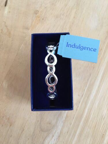 Indulgence Gorgeous Silver Plated Bangle