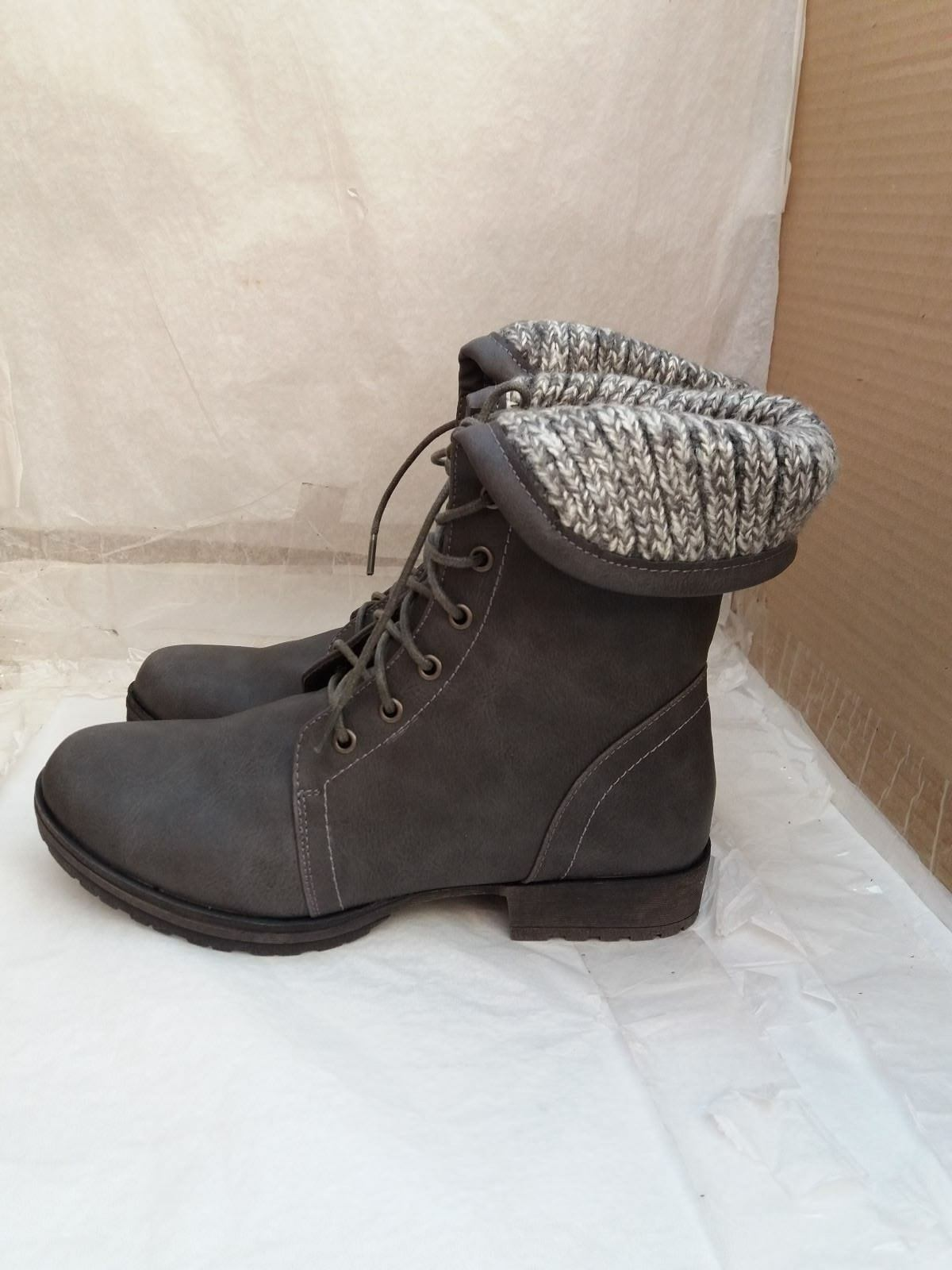 Just Fabulous Brayndis Bootie - Grau - UK - Größe 5 - UK 22e845
