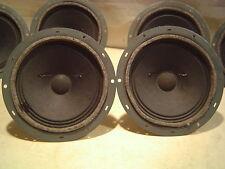 2 Stück Isophon P10/ Breitband Lautsprecher 4,5Ohm 120mm Alnico nos neu selten