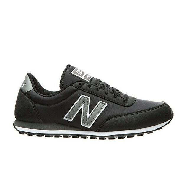 4534bb8b640 Sneakers U410CC New Balance zapatillas unisex negro