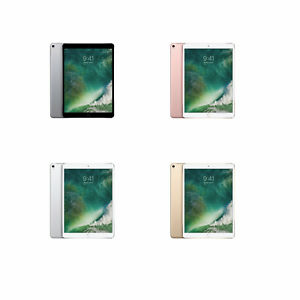 "Apple 10.5"" iPad Pro (512GB, Wi-Fi, Space Gray, Silver, Gold or Rose Gold)"