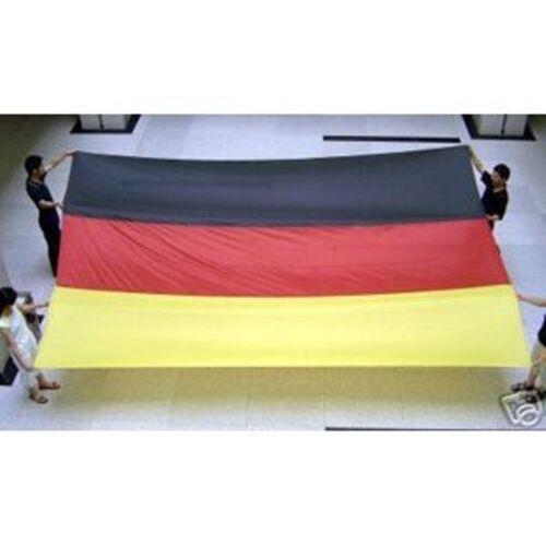 Schlaufen Deutschland Riesen Fahne Flagge 3 x 5 Meter Fahnen Flaggen NEU XXXXL