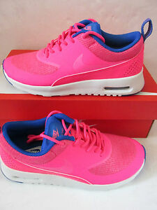 Nike AIR MAX THEA PRM Scarpe Da Ginnastica da Donna 616723 401 UK 2.5 EU 35.5 US 5 Nuovo Scatola