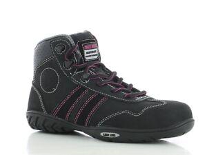 mode designer 15319 1aa22 Détails sur Chaussure de sécurité femme montante ISIS S3 SRC Safety Jogger