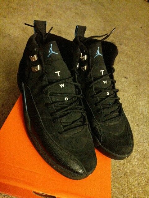 Air Jordan 12 Retro Nubuck 2009 Used Size 10.5