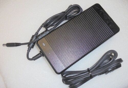Genuine Dell 210W 19.5V 10.8A AC Adapter Precision m6400 m6500 d846d y044 PA-7E