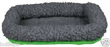 TRIXIE GUINEA PIG DEGU CHINCHILLA CUDDLY BED 30 X 22 CM NYLON FUR LOOK 62702