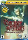 Macabre Mysteries: Curse of the Nightingale -- Collector's Edition (PC, 2012)
