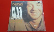 PAOLO VALLESI **La fuerza de la vida** ORIGINAL 1992 LP Venezuela UNOPENED!!!