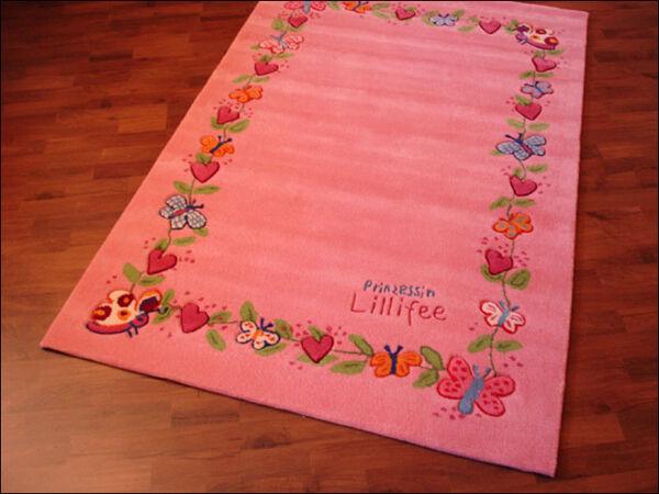 Princesa Lillifee Lillifee Princesa Alfombra 2153-01 70x140 cm NUEVO ca9a13