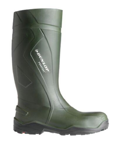 Sicherheitsstiefel Dunlop Purofort Plus Gr.36 Gummistiefel 40075 Arbeitsstiefel