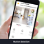 WiFi-Smart-Home-HD-Kamera-Nachsicht-Gegensprechen-Alexa-Google-TUYA-NEU Indexbild 3