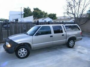 2003 GMC SONOMA 4X4 AUTOMATIC ONLY 35,000 KMS