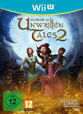 The Book of Unwritten Tales 2 für Wii U