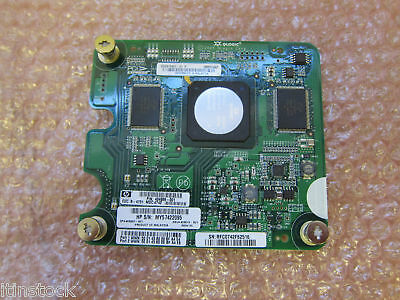 Hp Qlogic Qmh2462 Dual 4gb Fc 405920-001 Adattatore Blc Per Bl460c Bl680c E Altri-