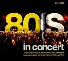 80's in Concert [Music Brokers] [Digipak] by Various Artists (CD, Sep-2011, 3 Discs, Music Brokers)