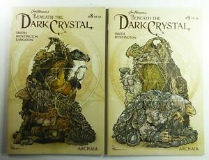SDCC 2018 JIM HENSON'S BENEATH THE DARK CRYSTAL #1 PX EXCLUSIVE VARIANT COVER NM
