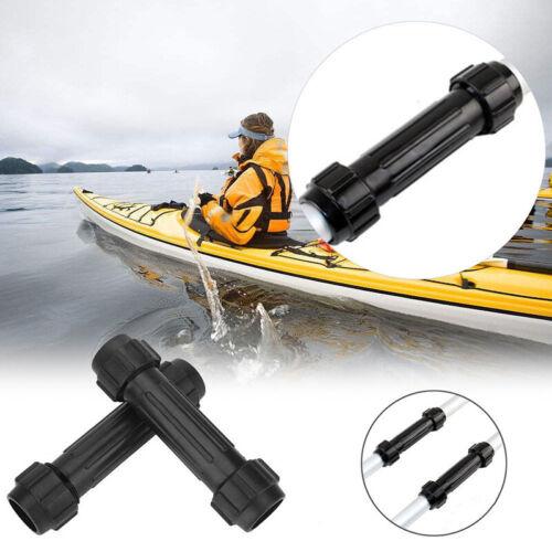 1 Paar Kajak Paddel Verbinder Schraube Gelenke Für 2.6-2.8cm Kanu Riemen Boot