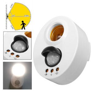 E27-Infrared-Motion-PIR-Sensor-Adjustable-Delay-Induction-Lamp-Holder-Switch