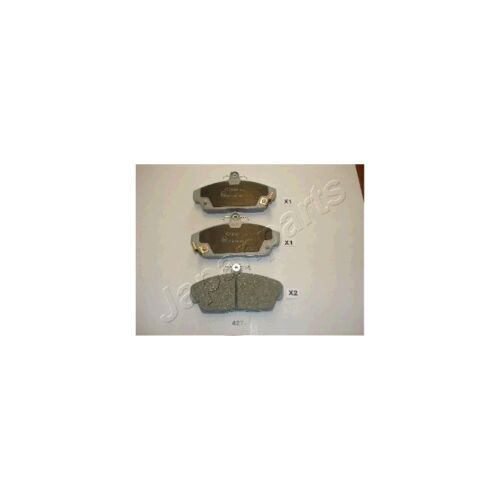 JAPANPARTS Brake Pad Set disc brake PA-427AF
