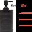 miniatuur 5 - Autumn Alley Farmhouse Black Soap Dispenser - Farmhouse Bathroom Decor