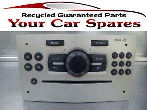 Vauxhall-Corsa-D-CD-Stereo-Radio-Unit-06-14