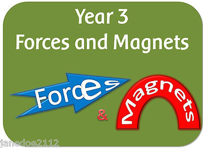 Image result for forces and magnets year 3
