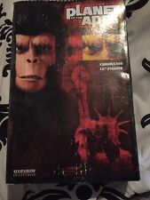 "2004 SIDESHOW THE PLANET OF THE APES CORNELIUS 12"" ACTION FIGURE MIB"