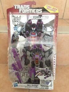 Transformers-Generations-IDW-Skywarp-NEW