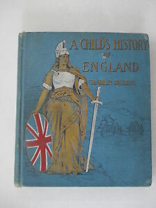 a child s history of engl and dickens charles