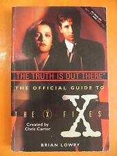 THE X FILES-The truth is out there-The official guide to-Brian Lowry