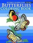 Butterfly Coloring Pages: Butterflies Coloring Book by Richard Edward Hargreaves (Paperback / softback, 2014)