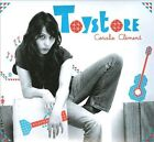 Toystore [Bonus Track] [Digipak] by Coralie Cl'ment (Singer) (CD, May-2009, Compass (USA))