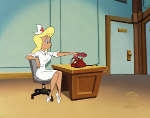 Animaniacs-Hello Nurse-Original Production Cel-The Monkey Song