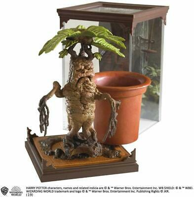 Mandrake Harry Potter Magical Creatures Noble Collection