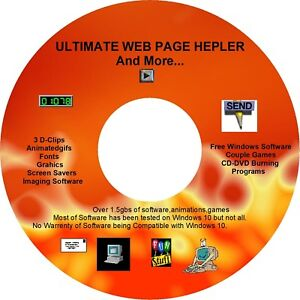 WebPage Helper and More..animations,3D Art,