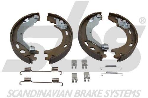 BREMSBACKENSATZ frein de stationnement SBS 18492712769 210,0 mm Arrière pour Land Rover 4 3