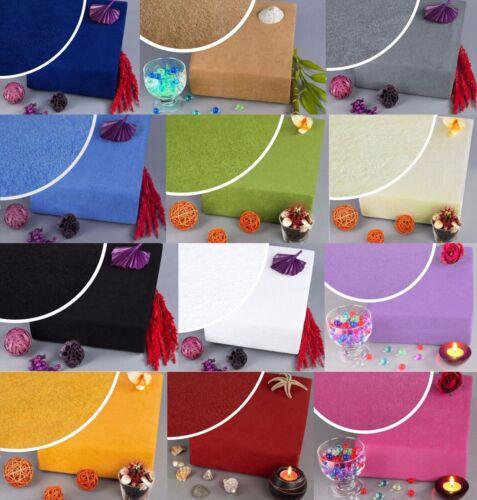 Frottee Spannbettlaken Spannbetttuch Bettlaken Bettücher viele Farben viele Maße