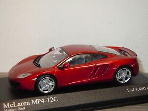 McLaren-MP4-12C-2011-Minichamps-1-43-in-Box-34058
