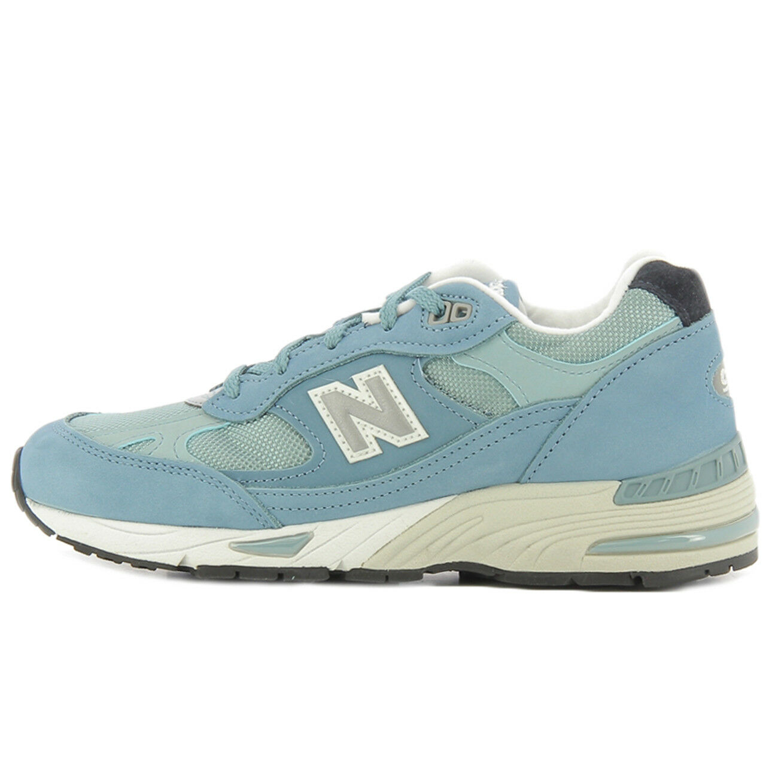 New Balance scarpe da ginnastica coloree azzurro articolo articolo articolo W991NRSP made in England per donna N b55b8a
