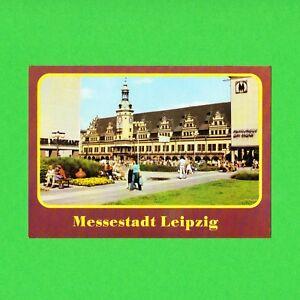 Ansichtskarte-DDR-Messestadt-Leipzig